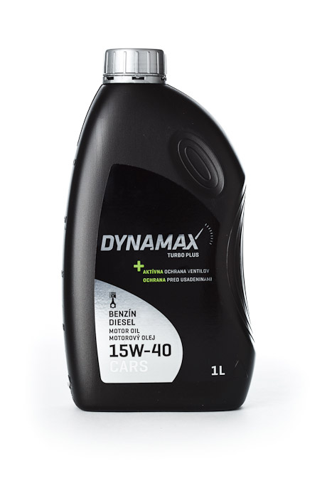 DYNAMAX TURBO PLUS 15W-40 1L