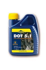 PUTOLINE Brakefluid DOT 5.1 500ml